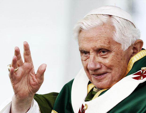A profecia de Ratzinger – COMO SERÁ A IGREJA DO FUTURO?