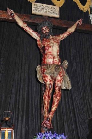Cristo de Juan Manuel Miñarro 01