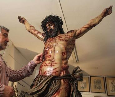 Cristo de Juan Manuel Miñarro 05
