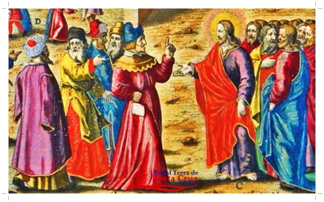 Evangelho 22 domingo tempo comum ano b