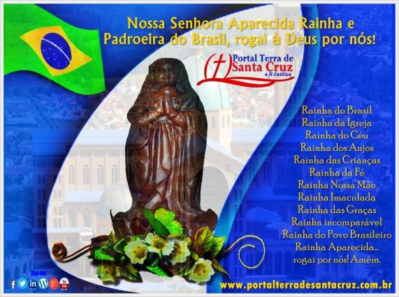 Mãe Rainha do Brasil