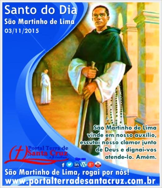 São Martinho de Lima .