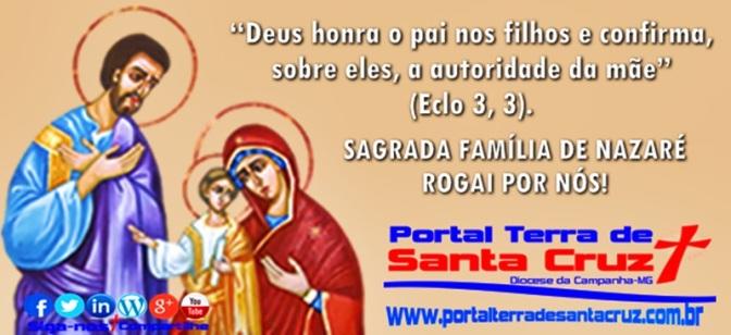Liturgia Dominical – Domingo da Sagrada Família – Oitava do Natal