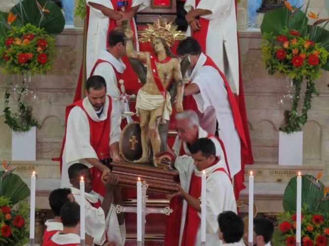Especial São Sebastião: Paróquia de Cruzília(MG)celebra seu padroeiro Mártir São Sebastião