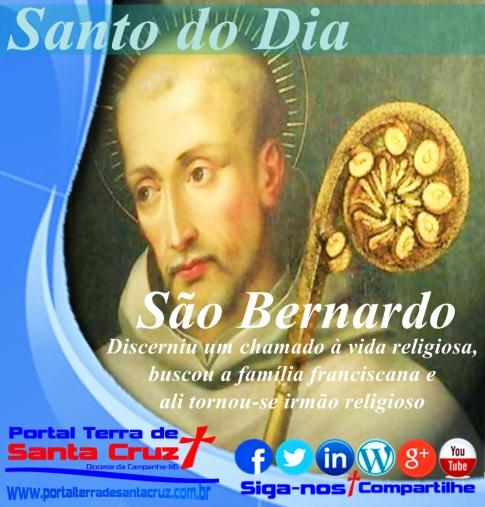 Resultado de imagem para Santo Bernardo