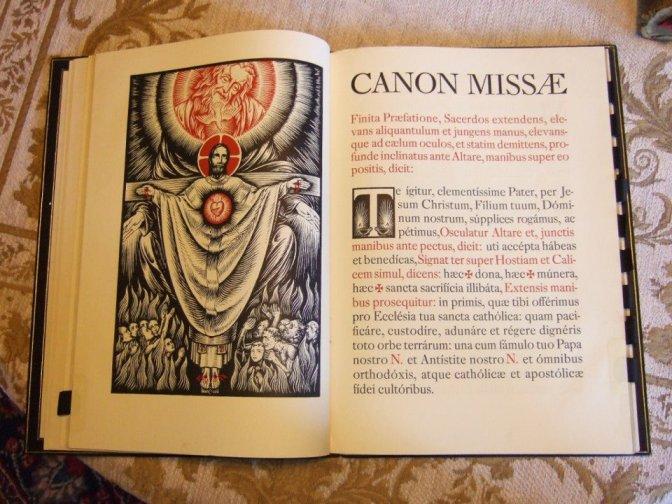 """Missa Tridentina 3ª parte: Moto Próprio liberando a Missa Tridentina/Carta Apostólica  em forma de """"Motu Proprio"""""""