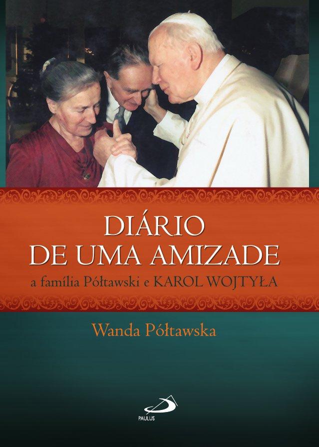 Livro reúne memórias e cartas de mais de 50 anos de amizade entre o Papa João Paulo II e a amiga polonesa Wanda Pólltawska.