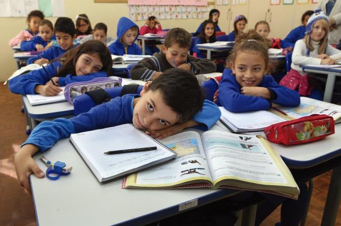 Doutrinação de nossas crianças e bolivarianismo.