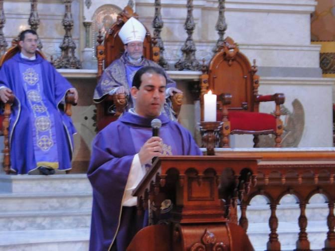 Especial Semana Santa: Sermão da Soledade de Maria, proferido pelo Pe. José Roberto de Souza em São Lourenço-MG