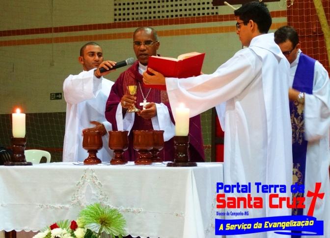 RCC: Dom Pedro celebra missa de abertura do encontro de lideranças da RCC em Campanha(MG)