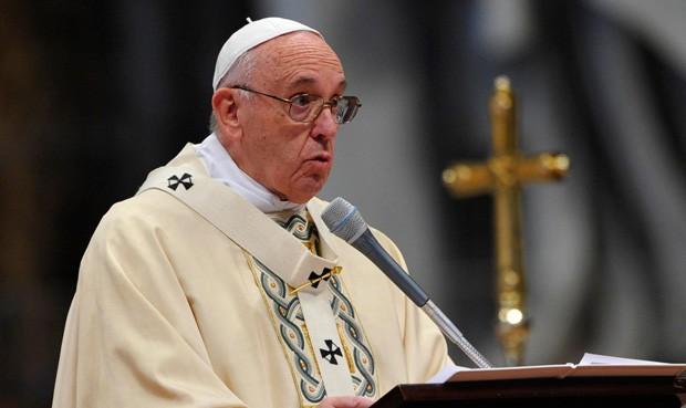 """Papa Francisco critica o """"carreirismo eclesiástico"""""""