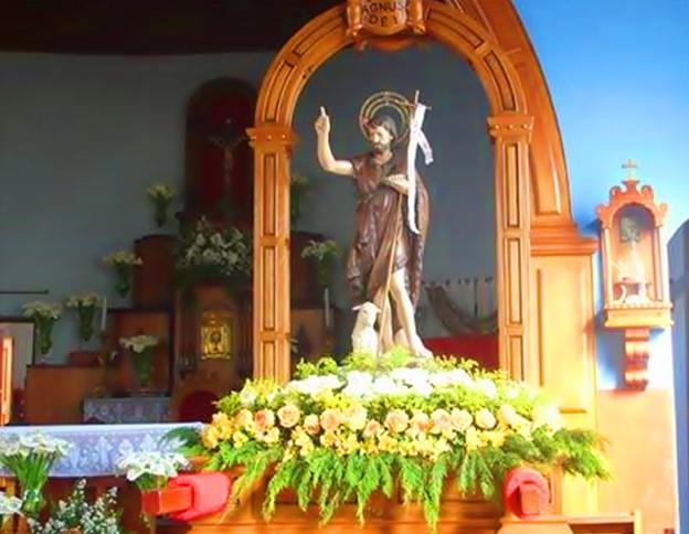 Festa do Padroeiro: Paroquianos de Seritinga/MG celebram São João Batista