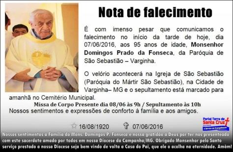 DOMINGOS P FONSECA
