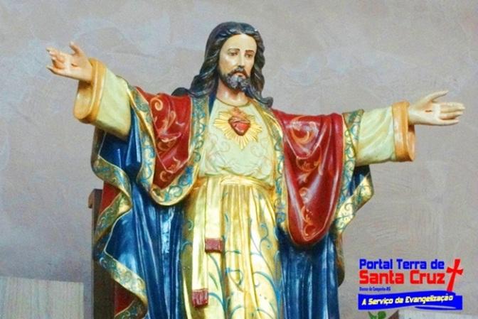 Solenidade do Sacratíssimo Coração de Jesus em Três Corações(Cotia)