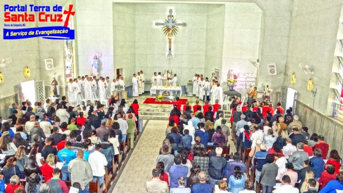 Peregrinação ao Santuário da Beata Nhá Chica – Forania Nossa Senhora das Fontes