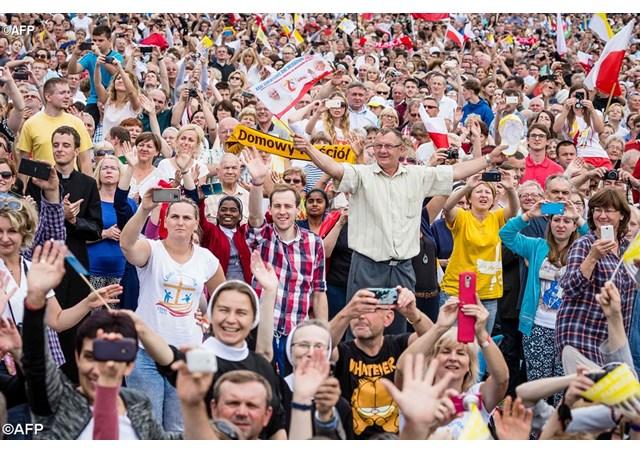 ESPECIAL JMJ: As vozes dos jovens em Cracóvia