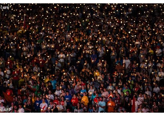 ESPECIAL JMJ: Uma noite no Campus Misericordiae da JMJ