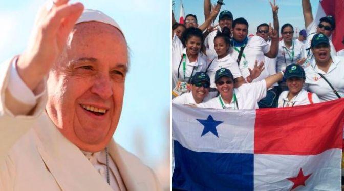 A Jornada Mundial da Juventude retorna à América! Papa Francisco fez o anúncio oficial na oração do Ângelus