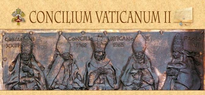 Pode um católico negar obediência ao Concílio Ecumênico do Vaticano II?