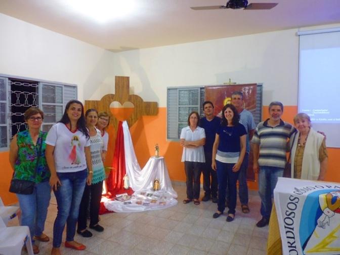"SEMANA PAROQUIAL DA MISERICÓRDIA  2016 – Campanha/MG ""Sede misericordiosos como vosso Pai é misericordioso"" (Lc 6,36)."