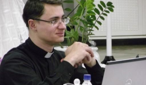 Papa Francisco nomeou padre de Nepomuceno para ocupar importante cargo – Padre Luís Henrique Eloy e Silva