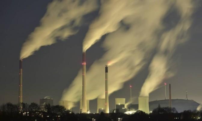 OMS: poluição do ar pode causar derrame e ataque cardíaco