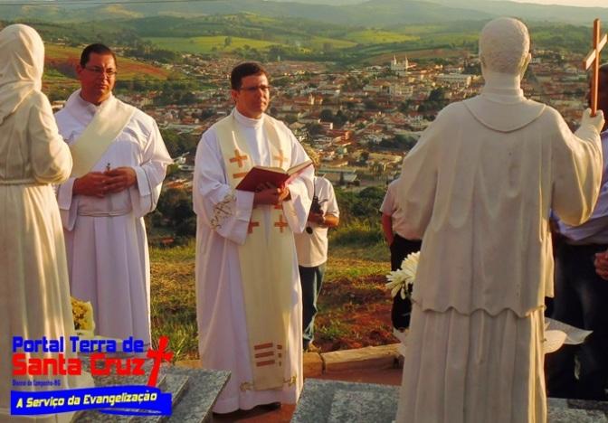 Inauguração e Bênção do Caminho de Fé Beatos Nhá Chica e Pe. Victor em Campanha/MG
