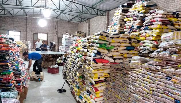 SOLIDARIEDADE: Diocese de Rio Preto arrecada 50 toneladas de alimentos para doação ao Haiti