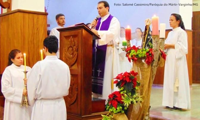 Peregrinação da Imagem de Nossa Senhora Aparecida – Paróquia do Mártir em Varginha/MG