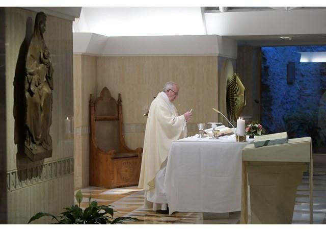 """Papa Francisco: """"Não tenhamos medo de encontrar o olhar de Jesus sobre nós"""""""