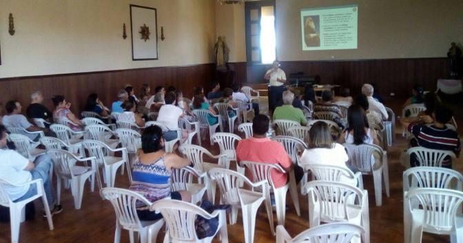 Formação da CF2017 – Cultivar e guardar a criação Forania N.Sra das Fontes – Diocese da Campanha/MG