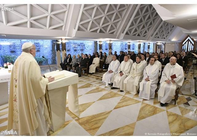 Papa: São José nos dê a capacidade de sonhar coisas grandes