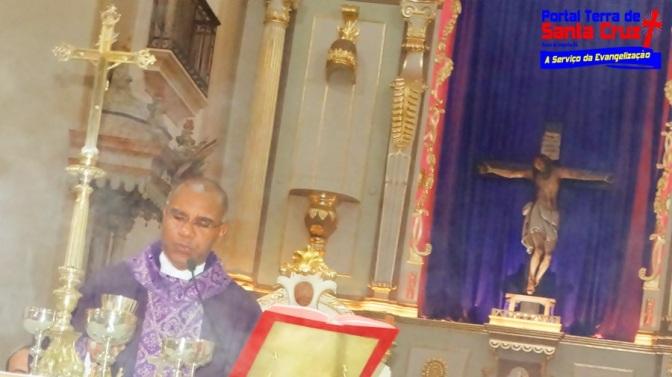 Dom Pedro Cunha Cruz lança a CF2017 abrindo o tempo quaresmal na Diocese da Campanha