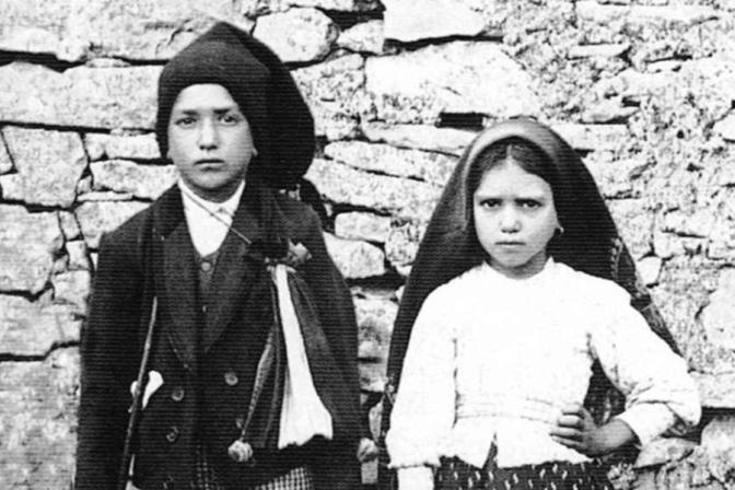 Novos Santos: os pastorinhos de Fátima  (Francisco e Jacinta) e os protomártires de Natal