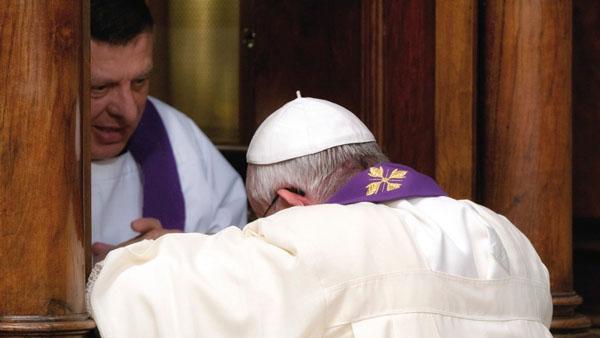 """Papa Francisco: Quero misericórdia, tema da iniciativa """"24 horas para o Senhor""""2017"""
