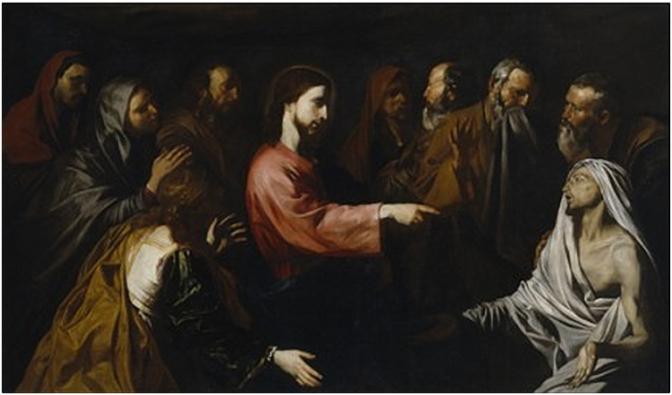 Que a nossa fé esteja viva no Cristo vivo e ressuscitado, porque Ele traz vida plena a nós