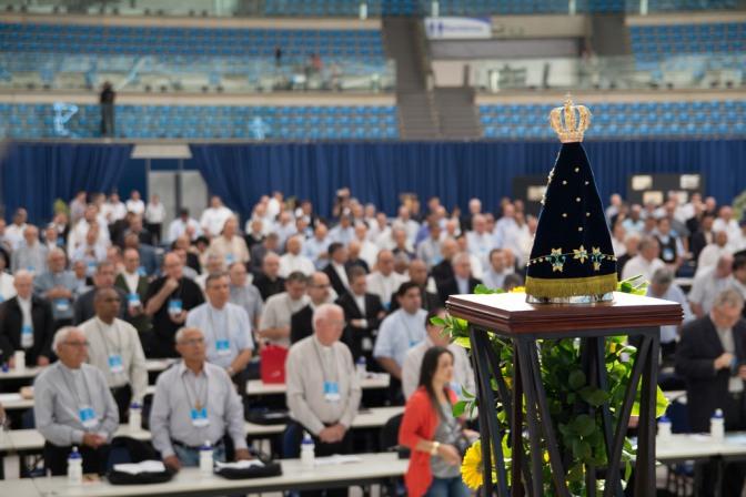 """55ª Assembleia Geral da CNBB estuda temas atuais e busca qualificar a """"iniciação cristã"""""""