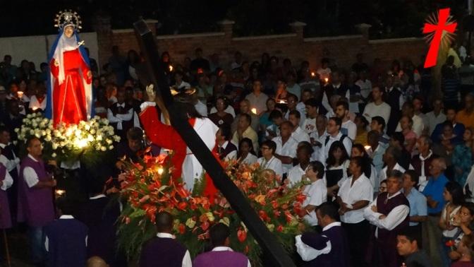 Semana Santa- Sermão do Encontro. Proferido pelo Cônego João Luís da Silva em Campanha/MG