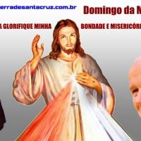 """Domingo da Divina Misericórdia: """"Jesus eu confio em vós"""""""
