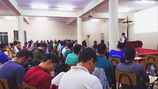 Seminário Arquidiocesano acolhe encontro do Formise – Seminaristas de Pouso Alegre, Campanha e Guaxupé