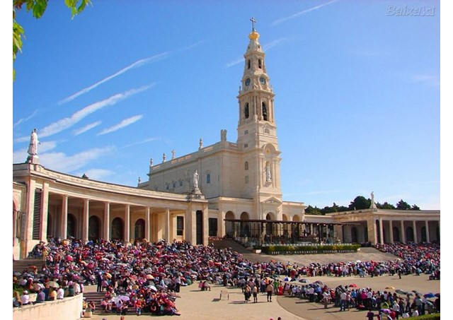 Fátima: Papa Francisco será recebido por crianças na Capelinha das Aparições