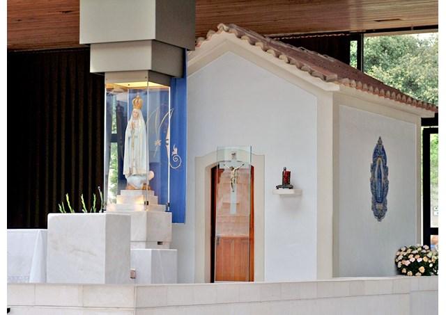 ESPECIAL FÁTIMA 100 ANOS: Confira a oração que o Papa fará na Capelinha em Fátima