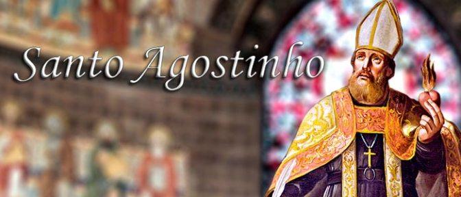 Santo Agostinho nos explica para que servem as palavras na oração.