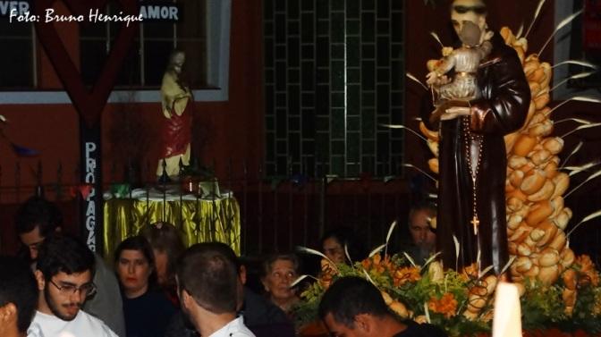 Chuva de graças: Povo Campanhense celebram seu Padroeiro Santo Antônio