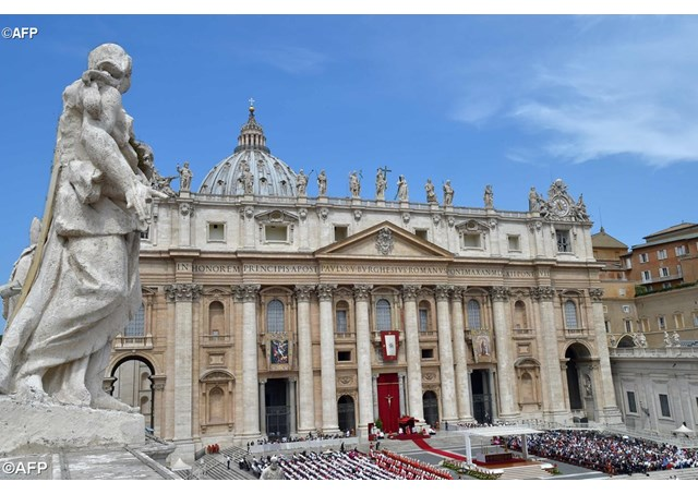 Homilia do Papa Francisco na Missa de Pentecostes – texto integral