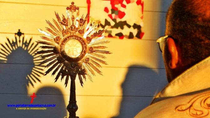 Solenidade de Corpus Christi em Campanha/MG