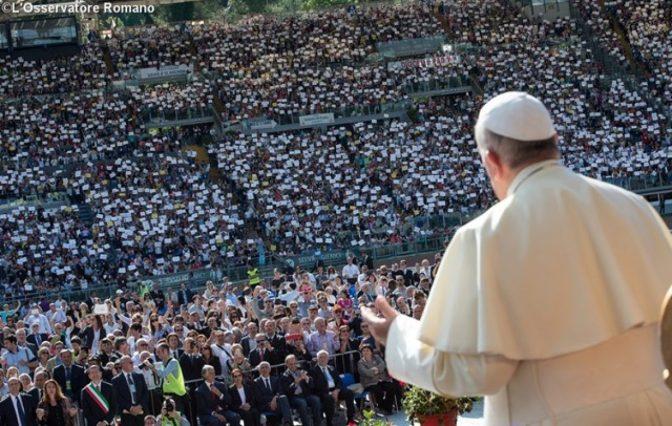 Renovação Carismática Católica celebra Jubileu de Ouro em Roma