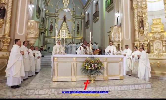 Diocese da Campanha celebra 110 anos de história e evangelização.