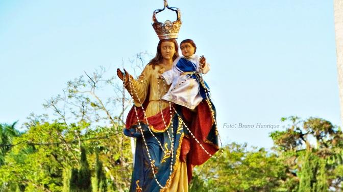 07/10 – Dia de Nossa Senhora do Rosário