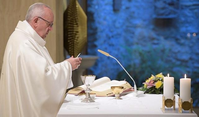 """Papa Francisco: """"pensar na morte faz bem, será o encontro com o Senhor"""""""